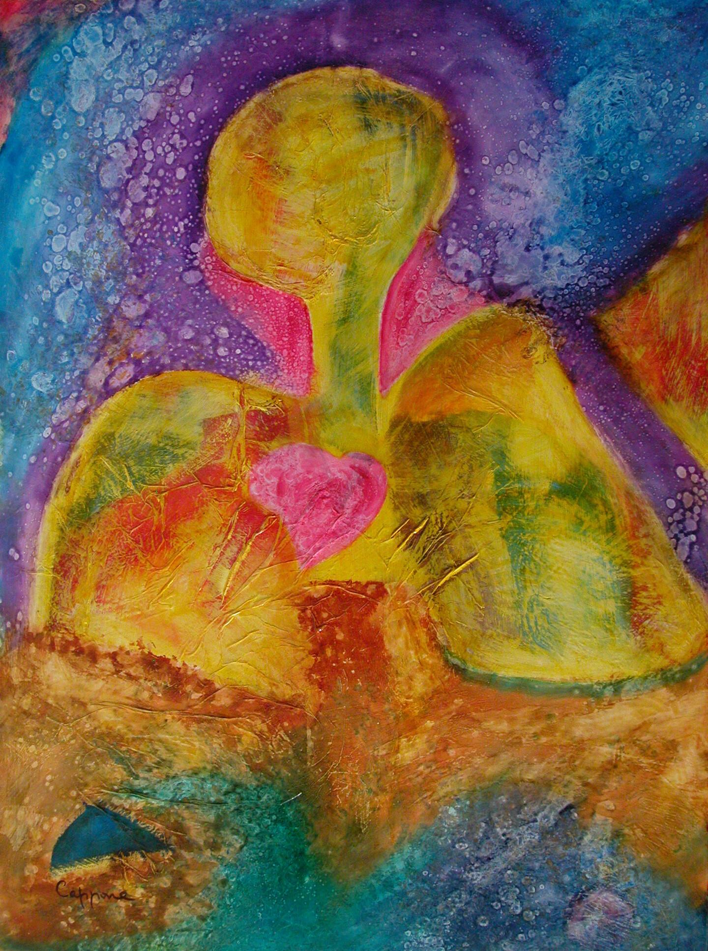 Cappone - Ange de Coeur - Angel of The Heart