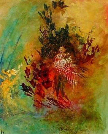« Vous avez de la chance, aucune de vos peintures ne rappelle un autre peintre »