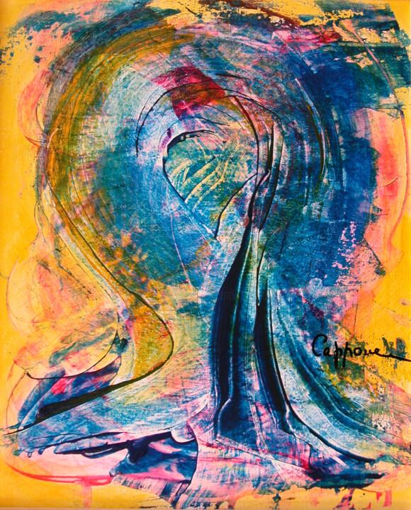 Cappone - Femme Bleue - Blue Woman